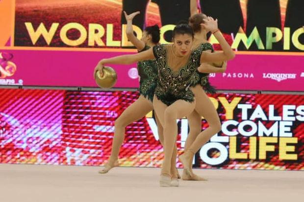 Bədii gimnastika komandamız da Olimpiadaya vəsiqə qazandı