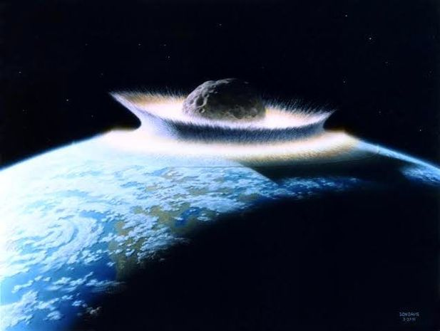 NASA Yer kürəsində milyonlarla insanı məhv edəcək asteroidin düşmə tarixini açıqladı
