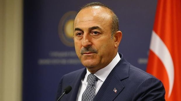 Çavuşoğlu İŞİD liderinin məhv edilməsində Türkiyənin töfhəsindən danışdı