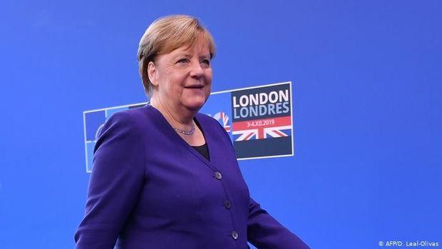 Merkel Berlində törədilən qətl hadisəsinə münasibət bildirdi