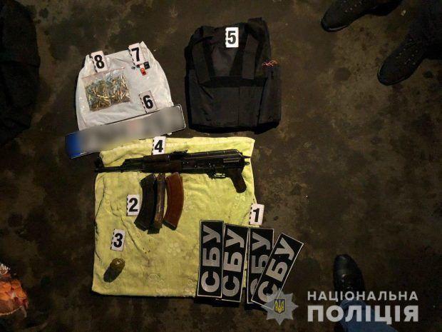 Xarkovda azərbaycanlının cinayət zamanı istifadə etdiyi avtomobil tapılıb