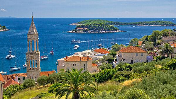 Xorvatiya epidemiyadan sonra ilk turistləri qəbul etdi