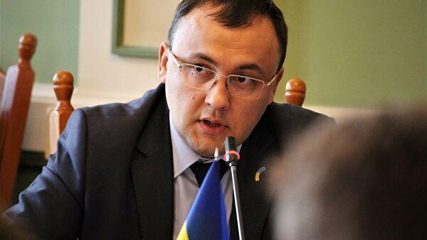 """Ukrayna Xarici İşlər nazirinin müavini ermənipərəst deputatın ona qarşı bəyanatlarını """"absurd teatrı"""" adlandır"""