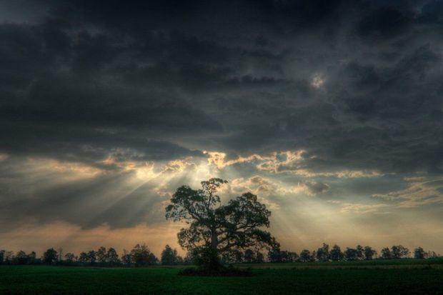 Sabahın havası: Yağış, şimşək, dolu