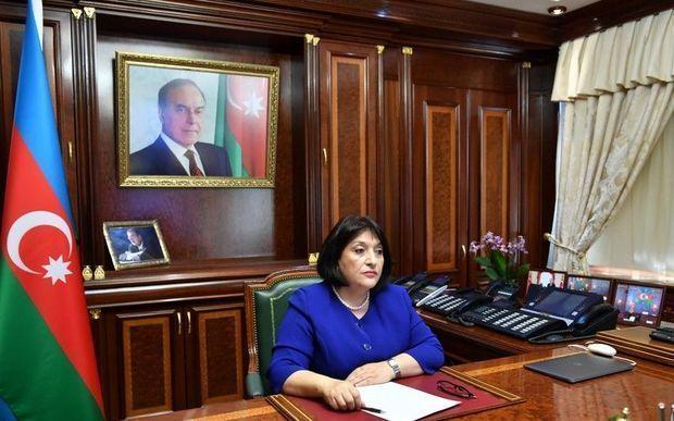 """Sahibə Qafarova: """"Düşmən ən çirkin əməllərə əl atır"""""""