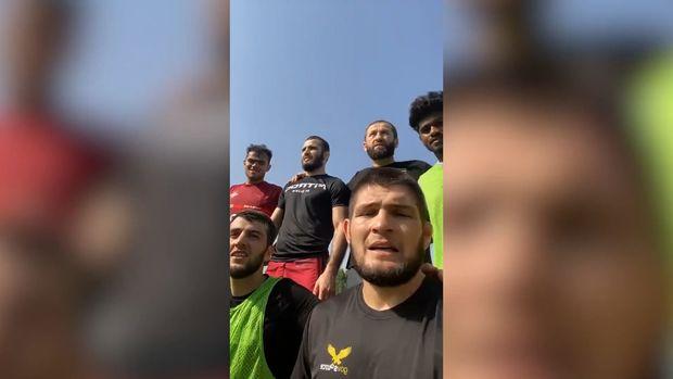"""Həbib Nurməhəmmədovun olduğu komanda """"Spartak""""a qalib gəlib - VİDEO"""