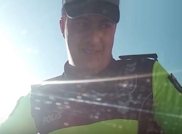 Novxanıda yol polisi rüşvət alıb? - DİN-dən rəsmi AÇIQLAMA