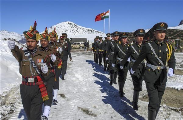 """Çin və Hindistan orduları arasında """"qaynar xətt"""" yaradılıb"""