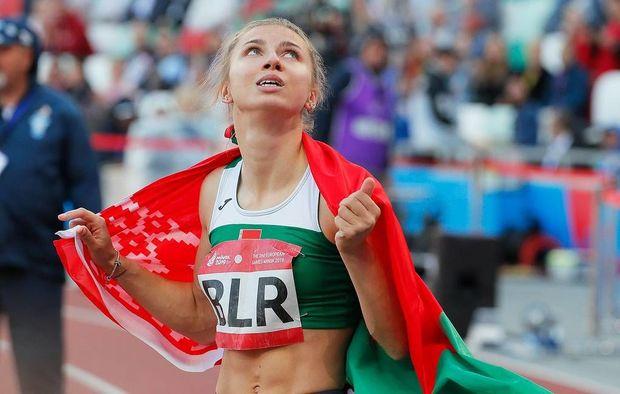 Olimpiadadan uzaqlaşdırılan belaruslu atlet ölkəsinə qayıtmaqdan imtina edib