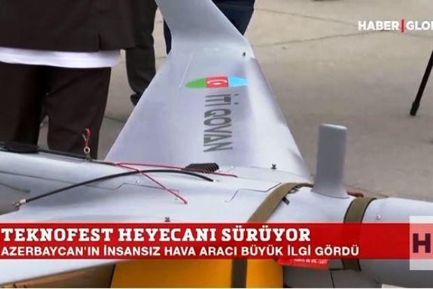"""""""Texnofest""""də Azərbaycan rüzgarı – VİDEO"""