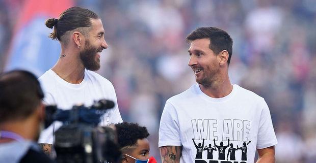 PSJ-də Messi və Ramosun adı iştirak ərizəsinə salınmadı