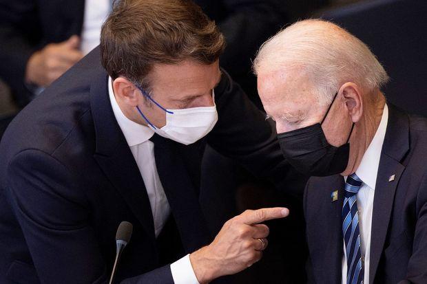 Fransa ABŞ-la barışacaq?